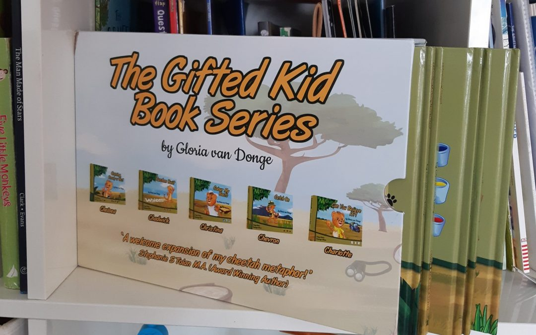 Gifted Kids Books with Gloria and Peter van Donge